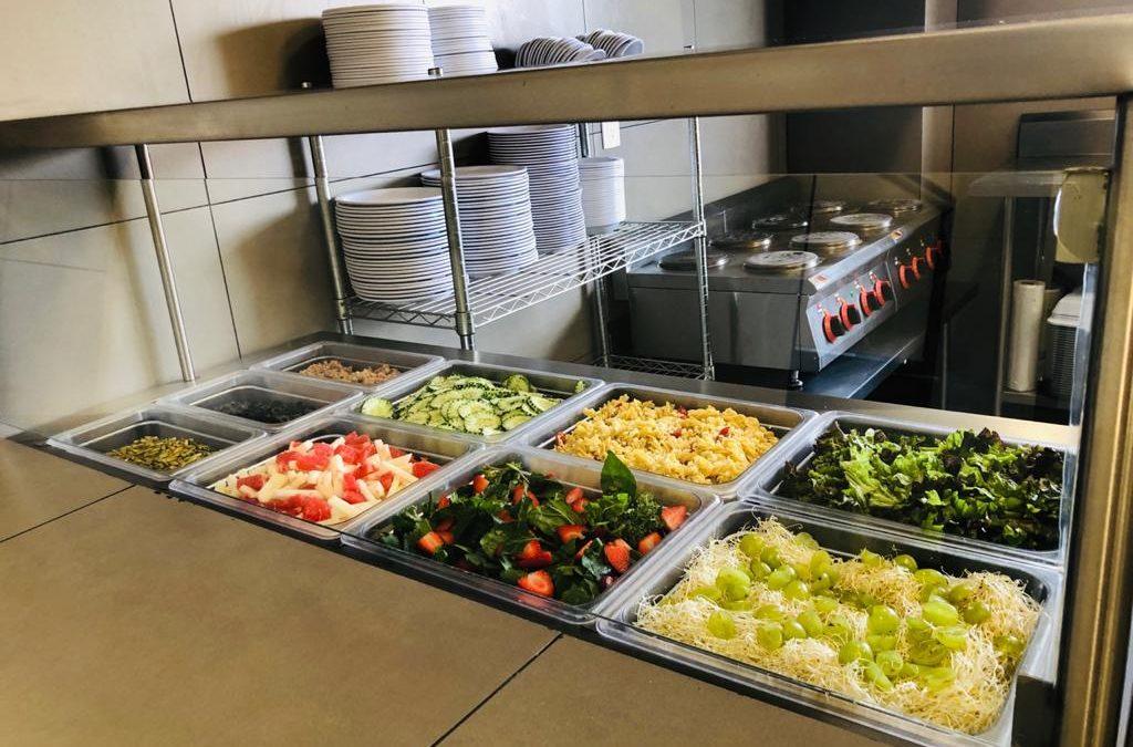 ¿Sabe cuál es la conexión entre comida y productividad?